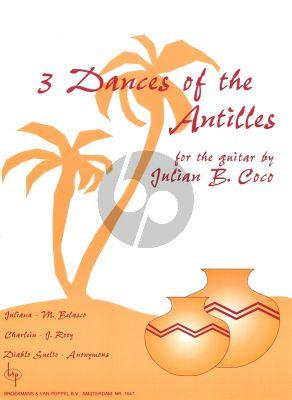 Coco 3 Dances of the Antilles (Juliana, Charlein and Diablo Suelto)