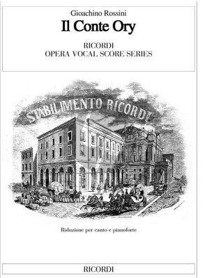 Rossini Il Conte Ory (Vocalscore)