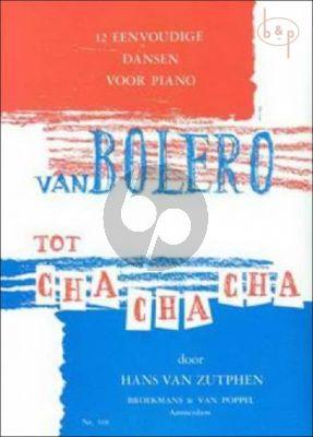 From Bolero to Cha-Cha-Cha