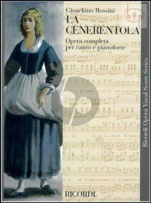La Cenerentola (Vocal Score)