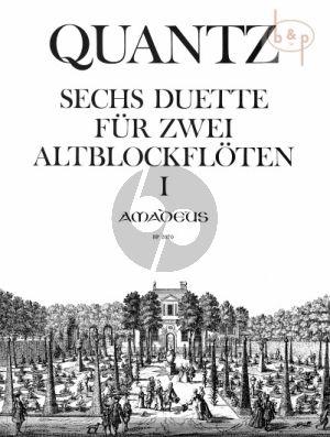 6 Duette Op.2 Vol.1 (No.1 - 3) (QV 3:2.1 - 2.3)