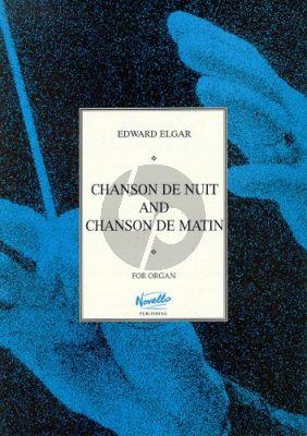 Elgar Chanson de Matin & Chanson de Nuit Op. 15 Organ