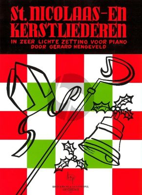 Hengeveld 20 Sint Nicolaas-en Kerstliederen (Christmas Songs) (Zeer eenvoudig/Very Easy Arrangements)