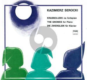 Krasnoludki  - The Gnomes - Children's Miniatures for Piano
