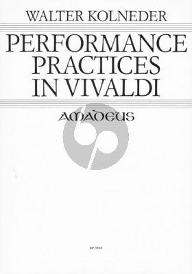 Kolneder Performance Practices in Vivaldi (English)