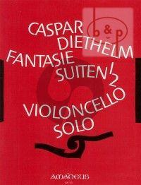 2 Suiten Op.93 & 122 - Fantasie Op.27
