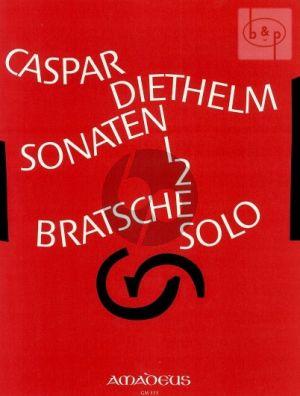 2 Sonaten No.1 Op.118 - No.2 Op.121