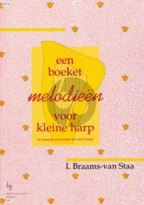 Braams-van Staa A Bouquet of Melodies for Small Harp