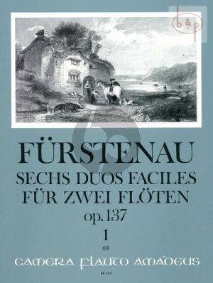 6 Duos Faciles Op.137 Vol.1 (No.1 - 3)