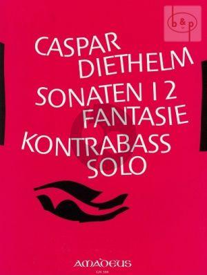 2 Sonaten Op.132 , 133 - Fantasie Op.136