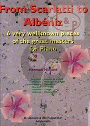 From Scarlatti to Albeniz