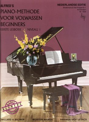 Lesboek Niveau 1 (voor volwassen beginners) (Nederlandse Uitgave) (Alleen boek)