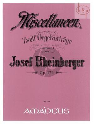Miscellaneen Op.174