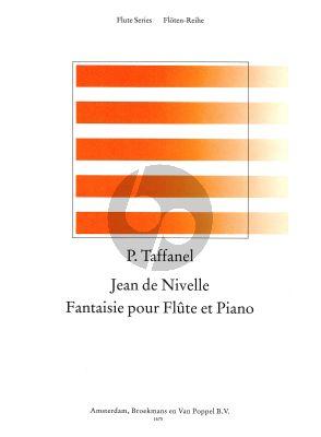 Jean de Nivelle (Fantaisie de Opera L.Delibes) Flute-Piano