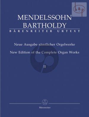Samtliche Orgelwerke Vol.2