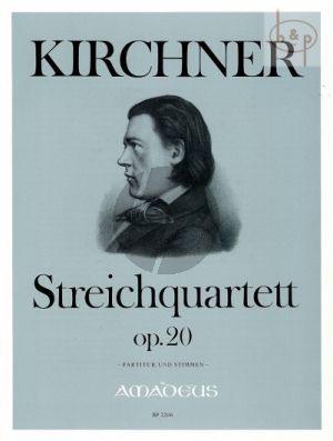 Quartett Op.20