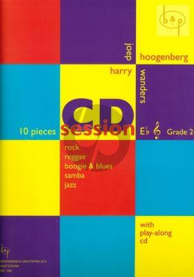 CD-Session (Eb Instr.) (Bk-Cd)