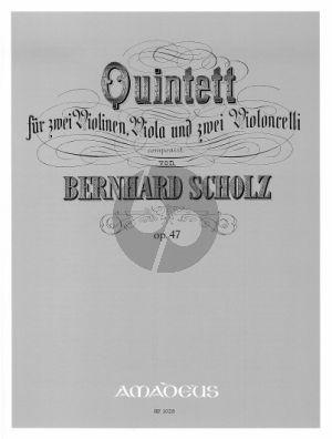 Quintett Op.47