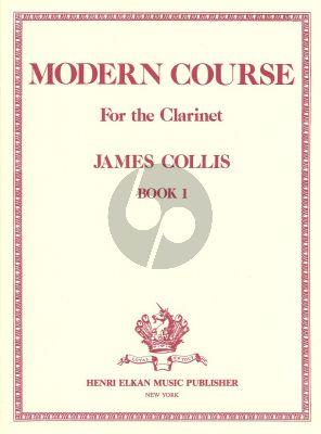 Collis Modern Course Volume 1 Clarinet