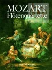 Quartets KV 285 / 285a/Anh.171(285b)/ 298 (Flute-Strings) (Parts)