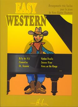 Heumann Easy Western Piano seule (très faciles)
