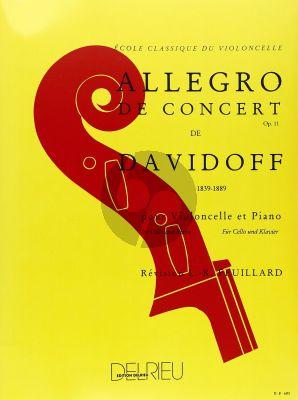 Allegro de Concert Op.11