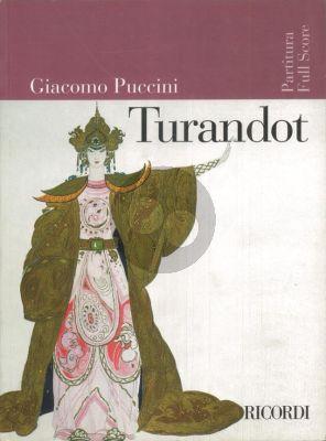 Puccini Turandot (Fullscore)