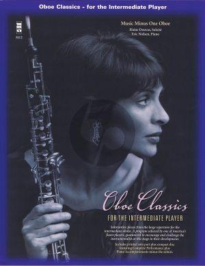 Oboe Classics for the Intermediate Player (Bk-Cd) (MMO)