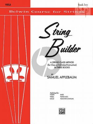 String Builder Vol.2 for Viola