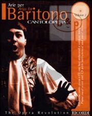 Arias for Baritone Vol.2