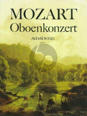 Mozart Concerto C-major KV 314 Oboe-Orch. (piano red.) (Kurt Meier)