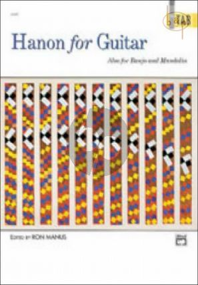 Hanon for Guitar
