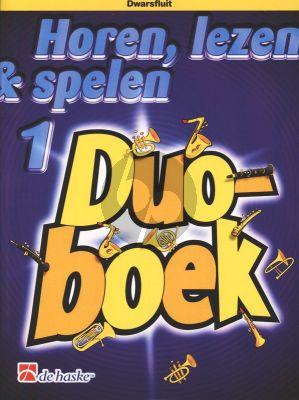 Horen, Lezen & Spelen Vol.1 Duoboek Fluit