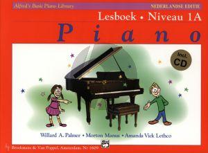 Lesboek Niveau 1A Boek met Cd !! (Nederlandse Uitgave)