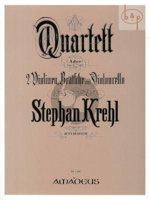 Quartett Op.17 A-dur