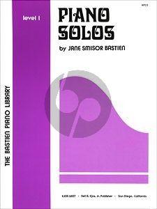 Piano Solos Level 1