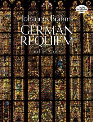 German Requiem Soli-Choir-Orch. Full Score