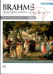 Brahms Hungarian Dances Vol.2 (Books 3-4: Dances 11-21)