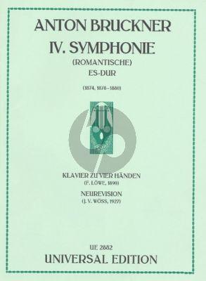 Bruckner Symphonie No.4