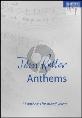 Rutter Anthems (11 Anthems for Mixed Voices)