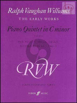 Piano Quintet C-minor
