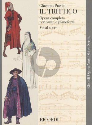 Il Trittico (Il Tabarro, Suor Angelica and Gianni Schicchi