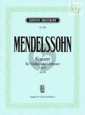 Konzert e-moll Op.64