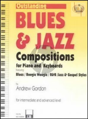 Outstanding Blues and Jazz Compositions Intermediate/Advanced Level