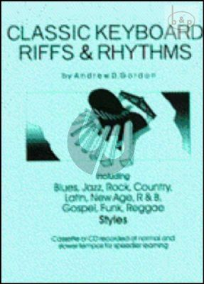 Classic Keyboard Riffs and Rhythms
