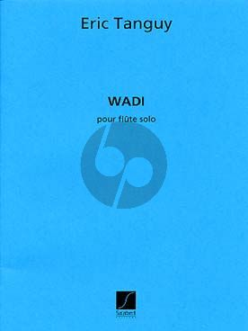 Tanguy Wadi pour Flute seule