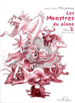 Heumann Les Monstres du Piano Vol.2 (Pieces Faciles)