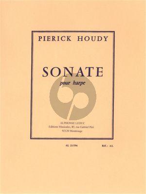 Houdy Sonate Harp (Grade 7)