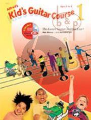 Kid's Guitar Course Vol.1 (Bk-Cd)