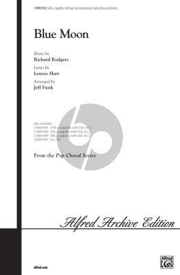 Rodgers-Hart Blue Moon SAB